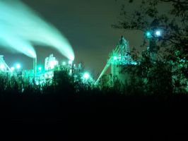 Austin White Lime Co. Mill 7 by TrulyGreatMadness