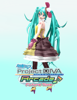 Project Diva Arcade Future Tone Miku Committee by johnjan11