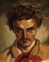 Anselm Feuerbach Study by nosurprises
