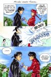 Miroku meets Ranma by GoldeenHerself