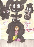 .:The First 5 nights-The wonderland series:. ep 1 by Trisha1024