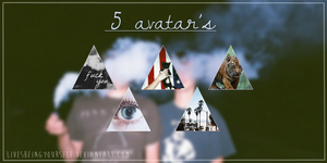 Avatar's  by LBY by LivesBeingYourself
