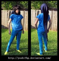 How to make: John Egbert by YoshiFHP
