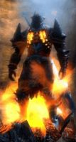 BioClone - GuildWars Armor - Animated GIF by BioCloneX