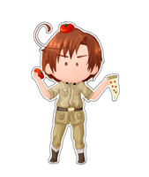 request - chibi romano by jackzarts