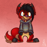 Irvin Chibi by AttackTheMap