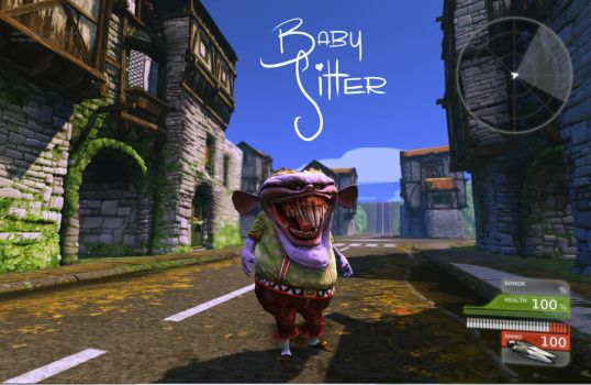 Baby Sitter screenshots by sittingducky