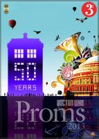 Doctor Who at the Proms 2013 by gazzatrek