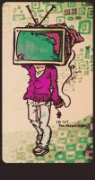 Hipster Television by AtomicRadio9003