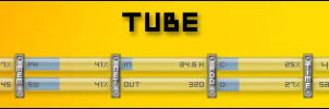 TUBE Rainmeter by Nylons