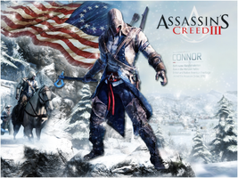 Assassin's Creed III by XxJer3mxX