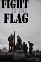 Fight at the Flag by FilipR8