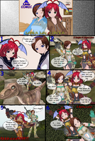 A Little Comic GGC 02 - The Hunt is on by RedFalcon23