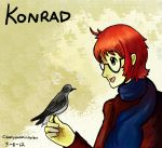 Art Trade: Konrad by CheerySoundNinRoren