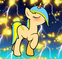 CE: Haliey Thunder by QueenSilvia95