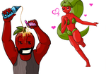 Apples And Eve by ilex10