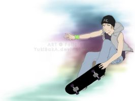 .Nanana Skateboard Seifer. by Feffelini