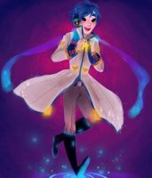 kaito by snownymphs