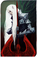 Grey Warden Tarot by nighthair801