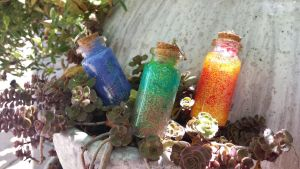 Apothecary Potion Charms by erosofhearts