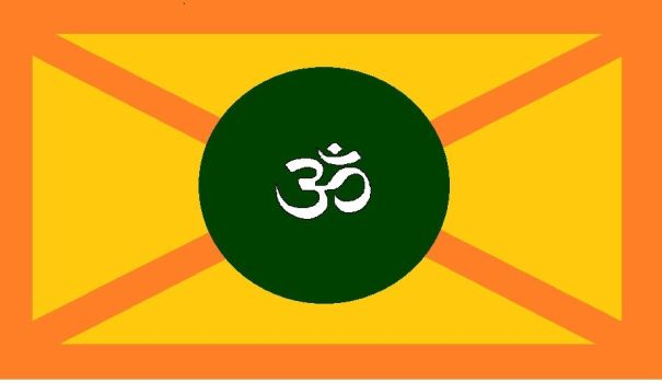 Flag of Shamishan by VKA3