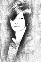 """Another Gackt """"Sketch"""" by midori711c"""