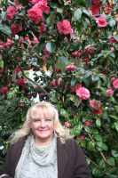 A smile with camellias 2 by ingeline-art