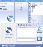 Neowin MSN 6.2 by rolandolb