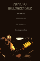 A TF2 ad I made for graphics class by NegitiveX