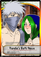 Commission: Kakashi and Kaiya by mongrelmarie