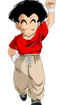 Krillin - Number 1 Earthling by Zed-Creations