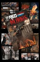 Red Bloods - A photo composite comic by straight8photo