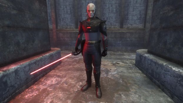 Grand Inquisitor by CptRex