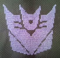 Deceptacon finished by WhispMI21