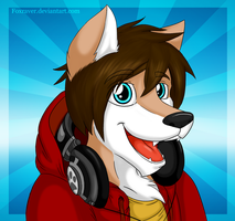 Brian Warren - Commission by FoxRaver