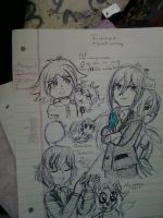 My crazyyy English notebook by Abyzz01