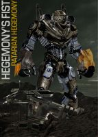 MassEffect Jaeger Batarian/Hegemony's Fist by rs2studios