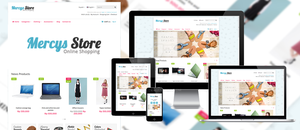 Mercys Store by Gowebstyle.com by gowebstyle