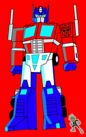 DP Optimus Prime by DragonRex1