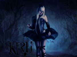 Kerli in forest :D by loony159