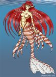 Lionfish Mermaid by Yukionna