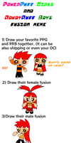 PPG and RRB Fusion Meme by XJ2010 by RCBlazer