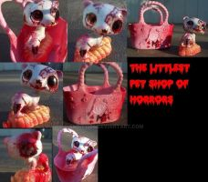 Littlest Pet Shop of Horrors by TMNT1984