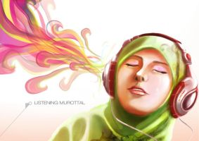 MM - Ramadhan is Coming Contes by R-DRAIN