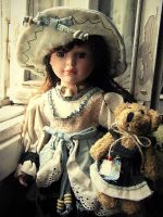 molly's doll by lafaette