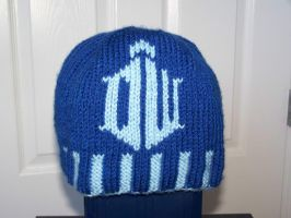 Doctor Who Toque 2.0-B by harelquin-demon