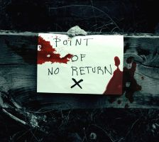Point of no return I by illusiondevivre