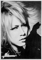 RUKI III (pencil drawing) by DFrohlic