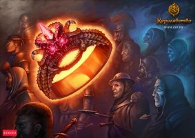 Ring of 1000 souls by Gimaldinov