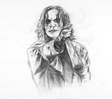 The Crow by gabor5555